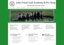 John Fryatt Golf Academy