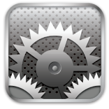 ipod touch setting icon, ipod tutorial, how does an ipod work