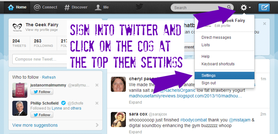 Twitter header collage tutorial image