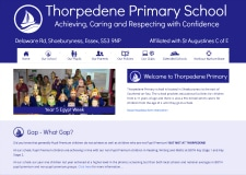 Thorpedene School