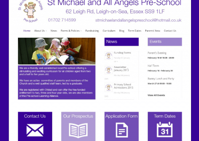 St Michael and All Angels Pre-School