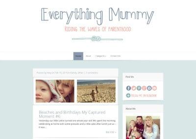 Everything Mummy