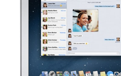 Saving & printing iMessage conversation on a Mac