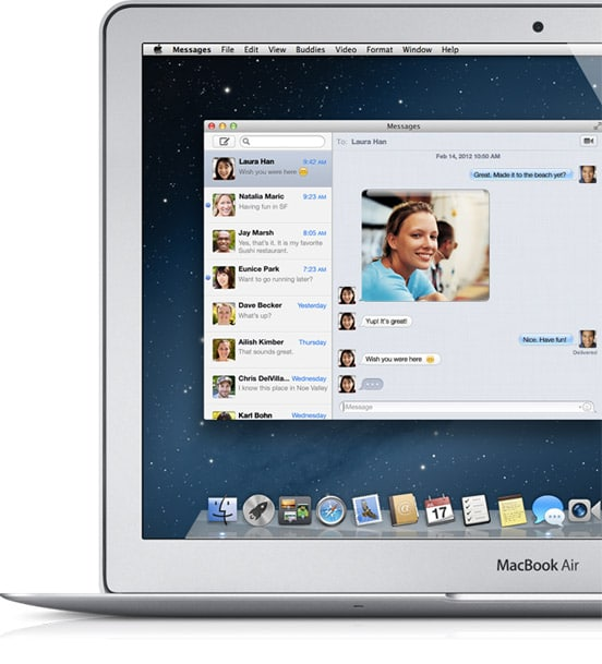 imessage-for-Mac