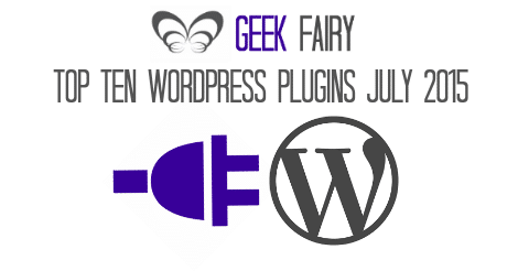 top ten WordPress plugins 2015