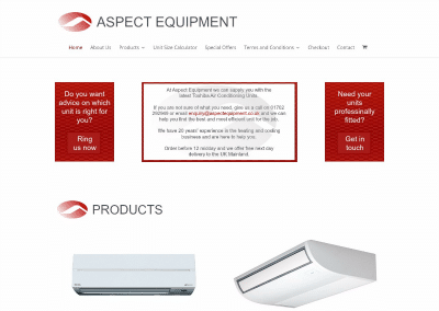 Aspect Equipment