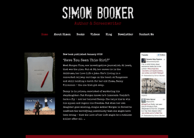 Simon Booker