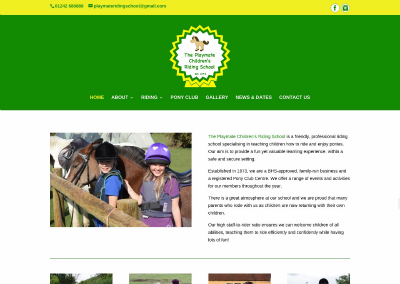 The Playmate Children's Riding School
