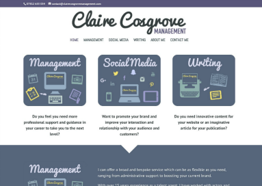 Claire Cosgrove Management