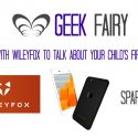 The Wileyfox Spark+ and thoughts on your child's first mobile
