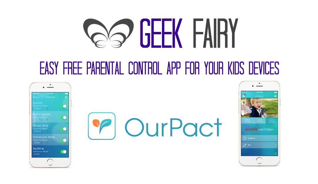Easy and Free Parental control app for your kids devices