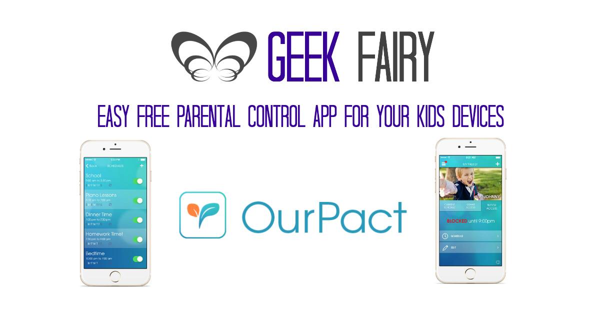 Parental internet control devices