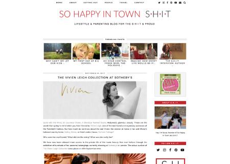 So Happy In Town | S.H.I.T.