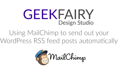 Tutorial on setting up MailChimp with WordPress to send out your latest posts automatically